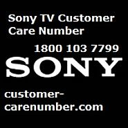 Sony TV Customer Care