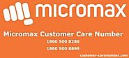 Micromax Customer Care Number