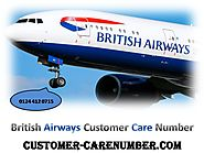 Check Toll Free British Airways Customer Care Number, India | 24*7 Helpline Service