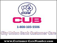 City Union Bank Customer Care | Get Toll Free 24*7 Helpline Enquiry Number