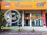 CSB Net Banking Customer Care Toll Free Number