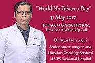 TOBACCO CONSUMPTION: Time For A Wake-Up Call