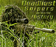 All Time Top 10 Deadliest Snipers In World History