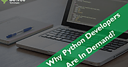 Why Python Developers Are In-Demand?