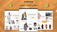 Groham Shopify Theme Development | Shopify Experts Team
