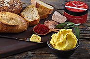 Online Buy Saffron Butter at Cariboulakes