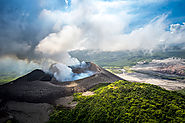 Mt Yasur in East Tanna