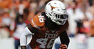 Scouting Report: Malik Jefferson, OLB, Texas 2018 NFL Draft