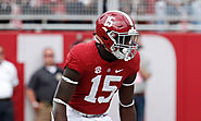 Scouting Report: Ronnie Harrison, S, Alabama 2018 NFL Draft