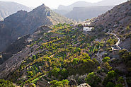 Jebel Akhdar Mountain