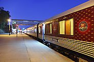Book Maharaja Express Luxury Train Tour through Worldwide Rail Journeys