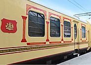 The Palace on Wheels Luxury Train - Worldwide Rail Journeys