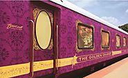 The Golden Chariot Luxury Train - Worldwide Rail Journeys
