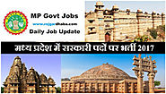 MP Govt Job News for 12th Pass Student