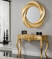 Gold Furniture Supplier – Rameshwaram Artcarft – Medium
