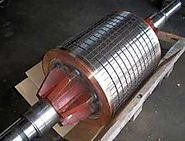 Electric Motor Rotor Repair by Experts