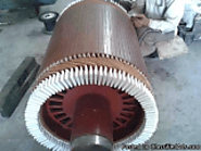 Electric Rotor Repair and Manufacturing Services
