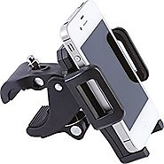 Diamond Plate Adjustable Motorcycle/bicycle Phone Mount