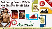 Best Herbal Energy Booster Pills for Men That You Should Take Over 50