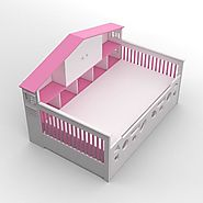 Bunk Beds for Kids & Single Bunk Beds for Sale | Pink Guppy Kids