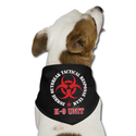 Zombie Tactical Response K-9 Unit Dog Bandana