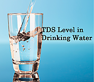 Acceptable TDS Level For Drinking Water | Best Water Purifier India