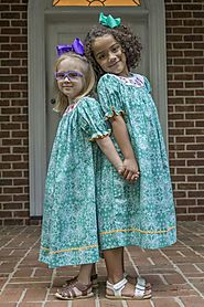 Soft kids dress for special occasions