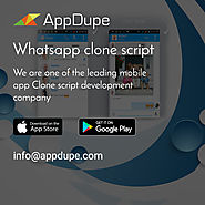 Whatsapp Clone for iOS and Android