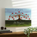 Family Tree Wall Art - Unique Pictures, Signs and Plaques