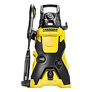 Karcher K4 Electric Power Pressure Washer review - Best Pressure Washer 2017 - Recommended pressure washers