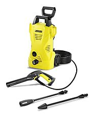Karcher K2 Ergo Electric Power Pressure Washer review