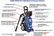 Ford 1800PSI Electric Pressure Washer review