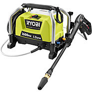Ryobi 1600 psi pressure washer review