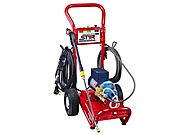 NorthStar Electric Cold Water Pressure Washer review