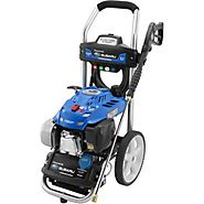 PowerStroke Subaru 3100 PSI Electric Start Pressure Washer Review