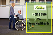 Home Care vs. Home Health Aide: What's the Better Care Option for Your Senior Loved one? | Sunshine Home Health Aide ...