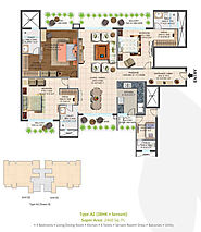 Ace Parkway Floor Plans