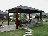 Get Roofing Extensions and Practical Pergolas Designs