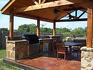 Get Pergolas for Cooler Outdoors