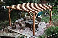 Reasons behind the Popularity of Outdoor Pergolas