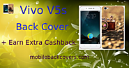 ₹157/- Vivo V5s Back Cover Flipkart, Amazon, Snapdeal, Ebay - Buy Online