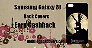 ₹140/- Samsung Z8 Back Cover Flipkart, Amazon, Snapdeal, Ebay - Buy Online