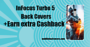 ₹150/- InFocus Turbo 5 Back Cover Flipkart, Amazon, Snapdeal, Ebay - Buy Online