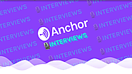 Call anyone and instantly broadcast the conversation, with Anchor Interviews