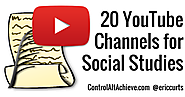 20 YouTube Channels for Social Studies