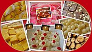 Happy Diwali Sweets 2017 - Best Diwali Sweets Recipes Ideas 2017
