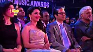 Diva Madhuri Dixit gets a musical tribute at the 7th Royal Stag Mirchi Music Awards