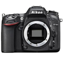 Nikon D7100 DX-format Digital SLR Body, Black 1513