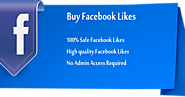 Facebook Likes can rapidly revamp your business