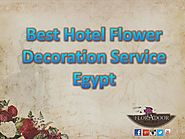 Decorate Your Hotel With Flowers to Welcome Your Guests | FloraDoor